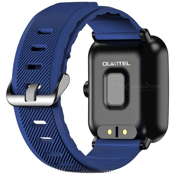 OUKITEL W2 TF2 1.3 HD Waterproof Bluetooth Fitness Watch Smartwatch with Step Counter, Heart Rate / Sleep Monitor
