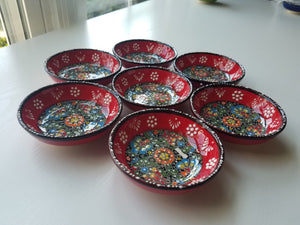 Small Traditional Turkish Bowls