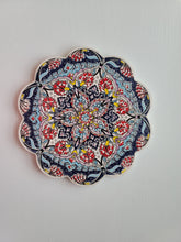 Load image into Gallery viewer, Handmade Traditional Tile Art Trivet
