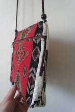 Load image into Gallery viewer, Authentic, Handwoven, Small Kilim Bag