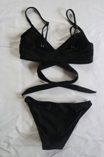 Load image into Gallery viewer, Wrap-Front Bikini