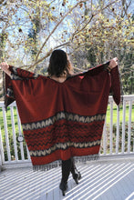 Load image into Gallery viewer, Uniquely Designed Authentic Poncho