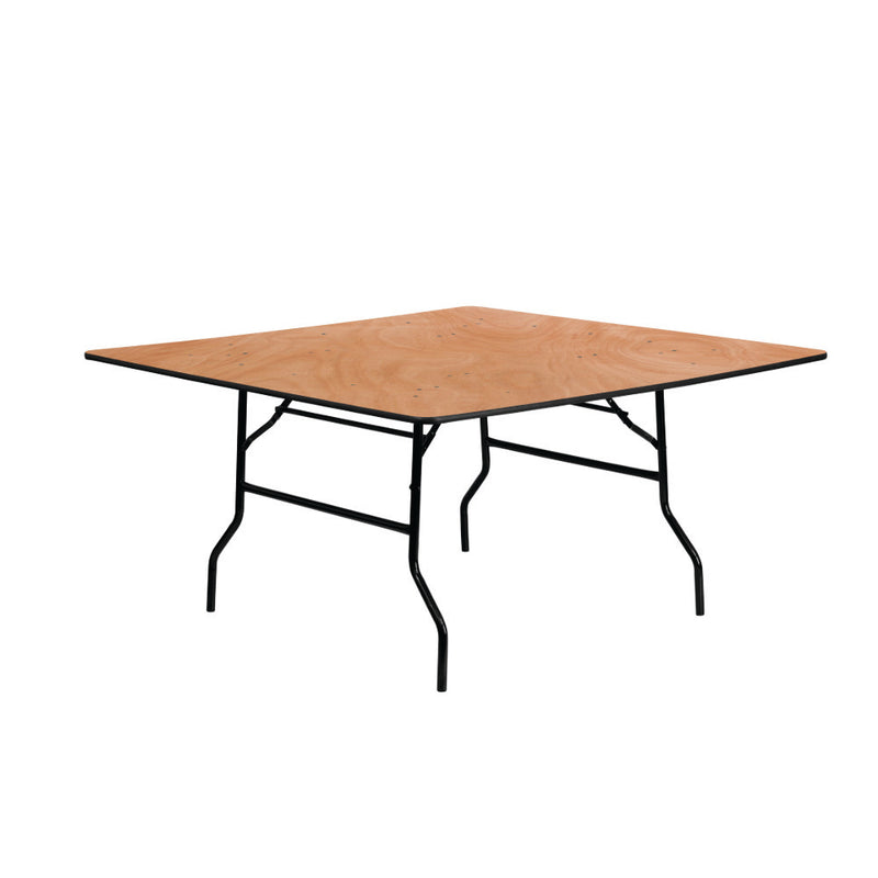 "Square Banquet Table - 60"" - Alpine Event Co."