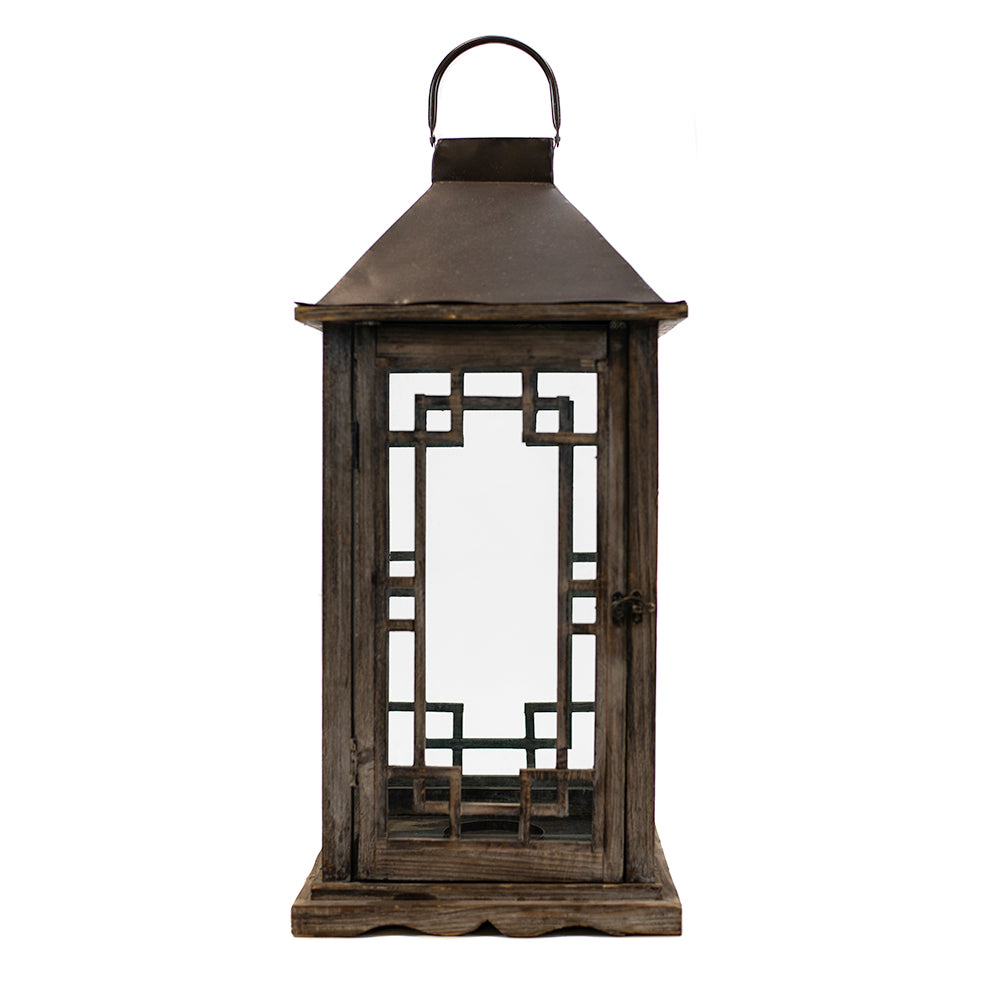 Chinese Barn Lantern - Alpine Event Co.