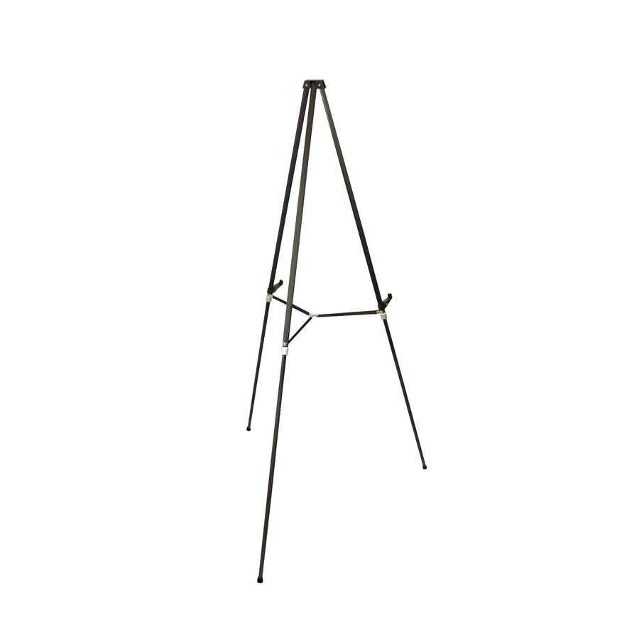 Black Telescoping Easel