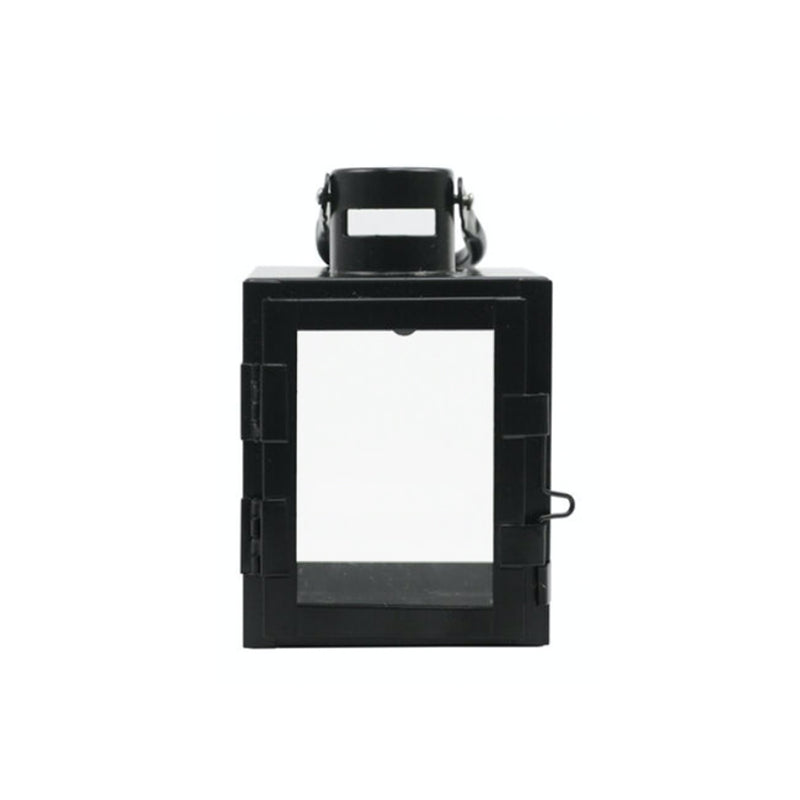 Square Black Lanterns