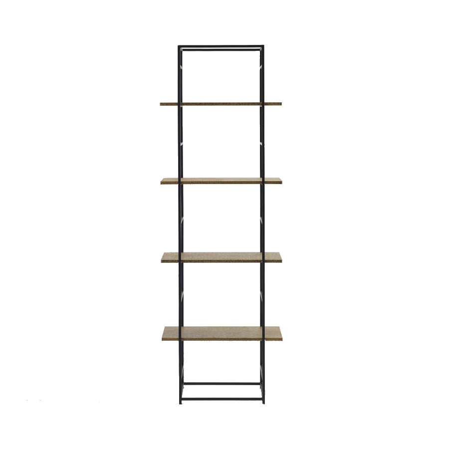 Black Metal Shelving - Alpine Event Co.
