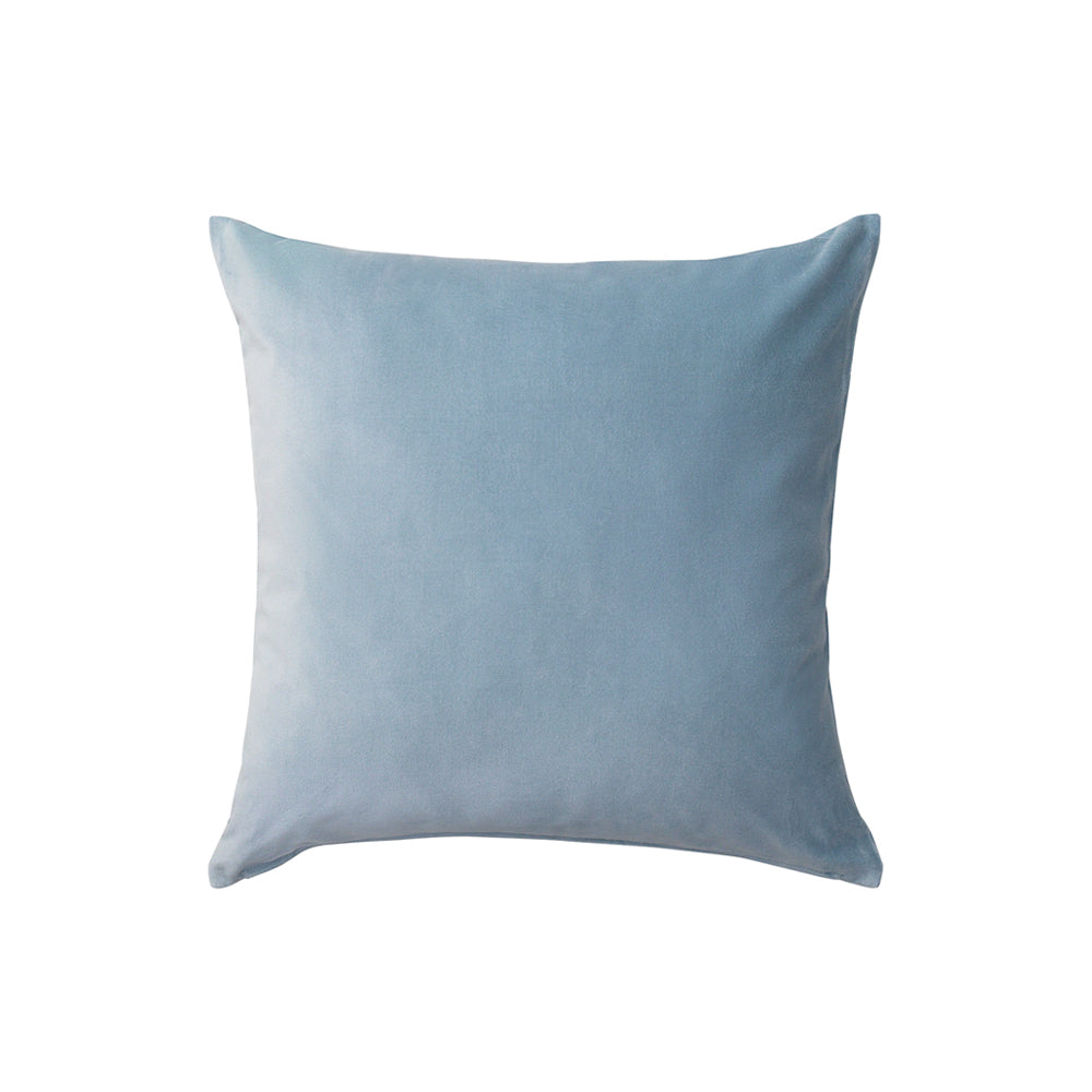 Blue Velvet Pillow - Alpine Event Co.
