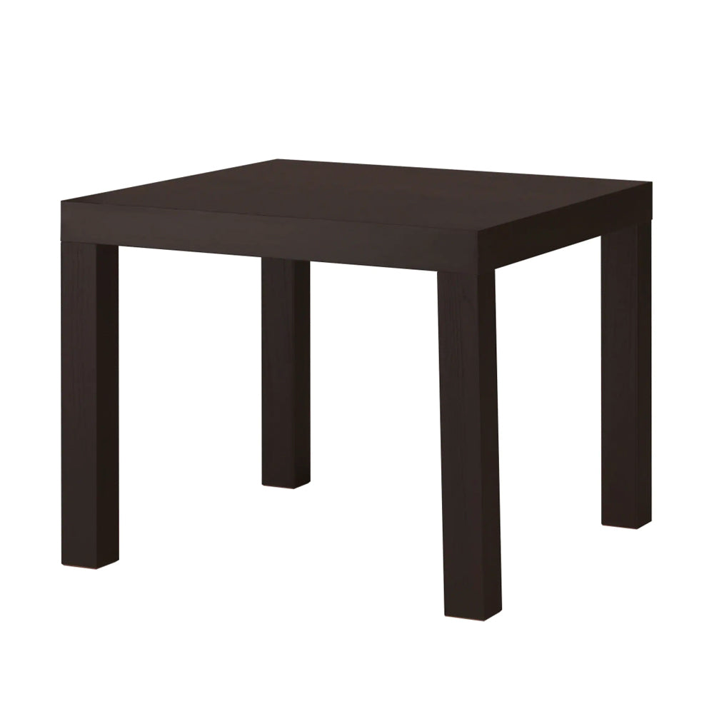 Espresso Wood End Table - Alpine Event Co.