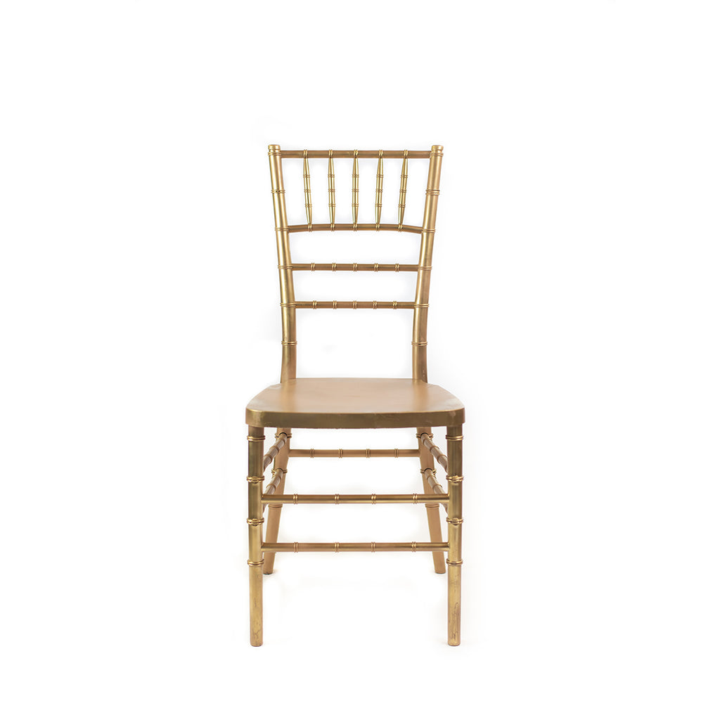 Gold Chiavari Chair - Alpine Event Co.