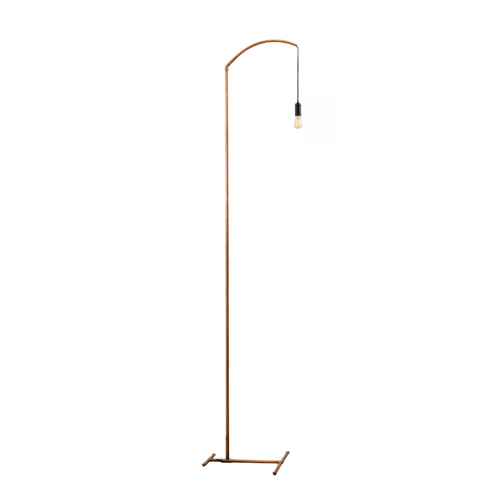 Copper Light Stands