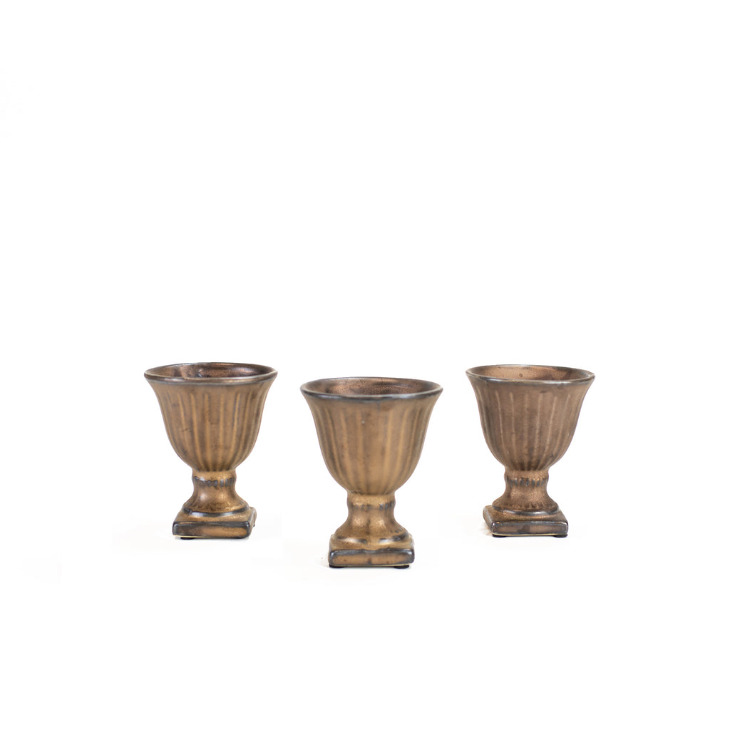Pewter Votives