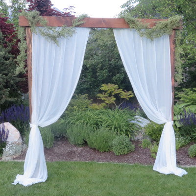 Farmhouse Arch Draping Kit - Alpine Event Co.