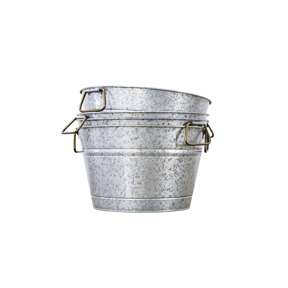 Galvanized Tin Bucket