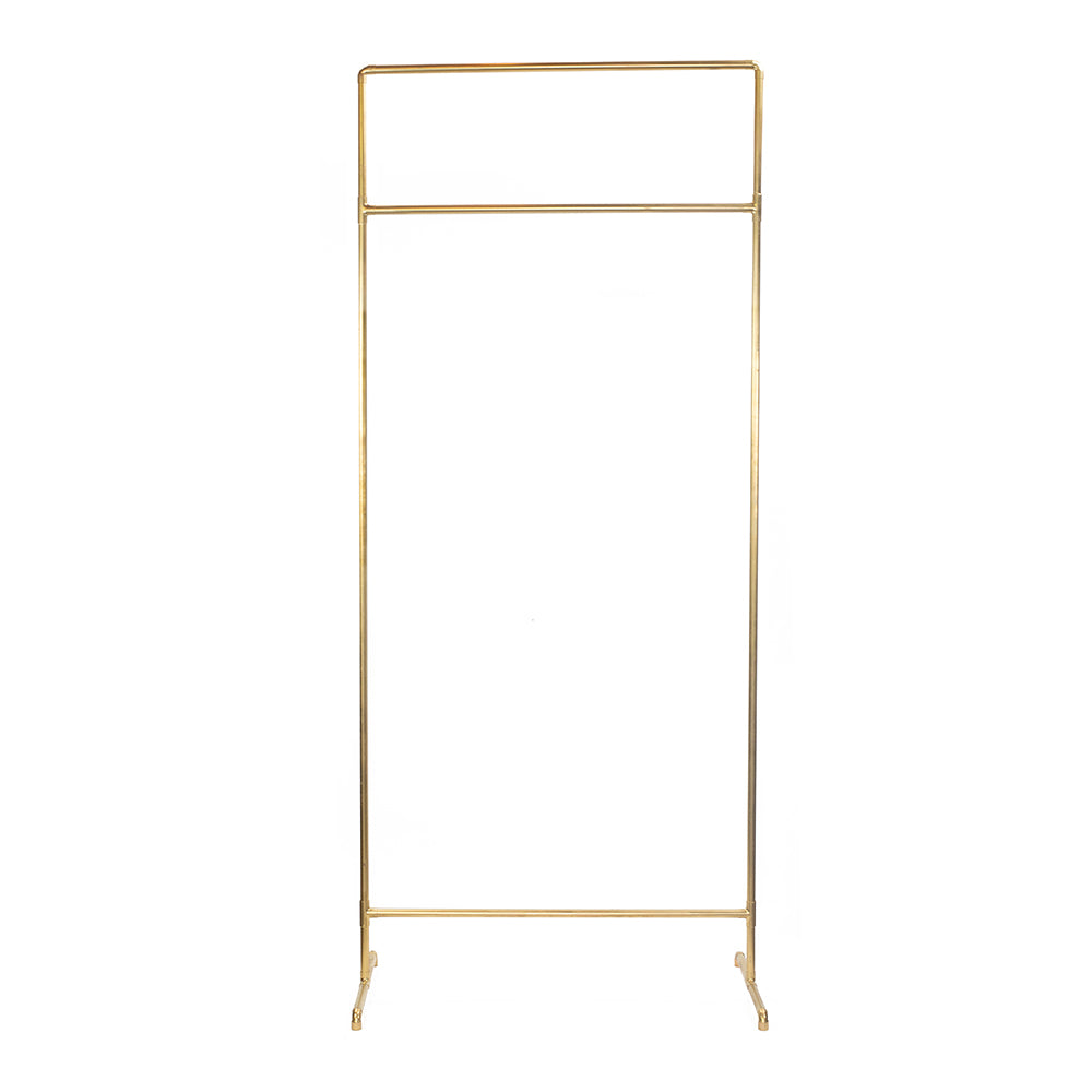 Gold Metal Sign Stands