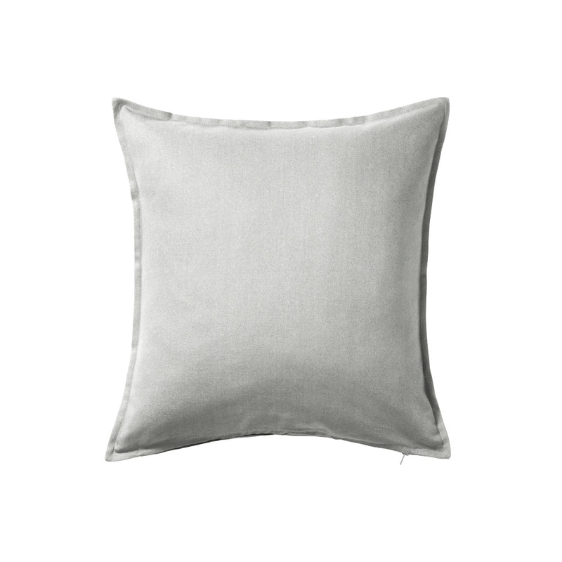 Gray Velvet Pillow - Alpine Event Co.