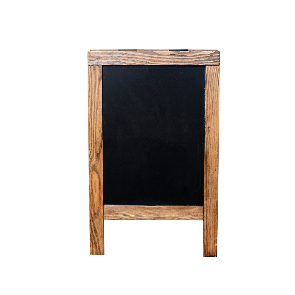 Chalkboard A-Frame Sign - Large - Alpine Event Co.