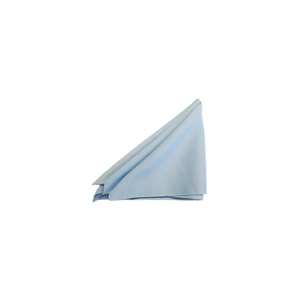 Light Blue Napkin - Alpine Event Co.