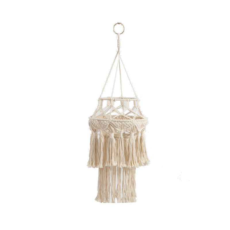 Macrame Chandelier - Alpine Event Co.
