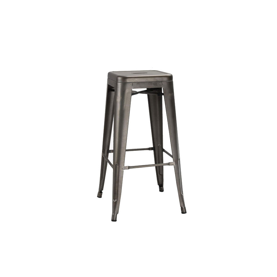 Metal Bar Stool - Alpine Event Co.