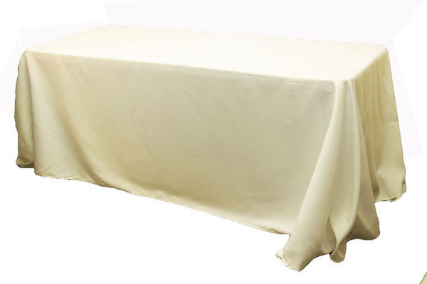 Rectangular Table Linens