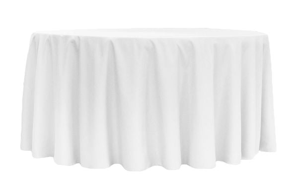 Round Table Linens - Alpine Event Co.
