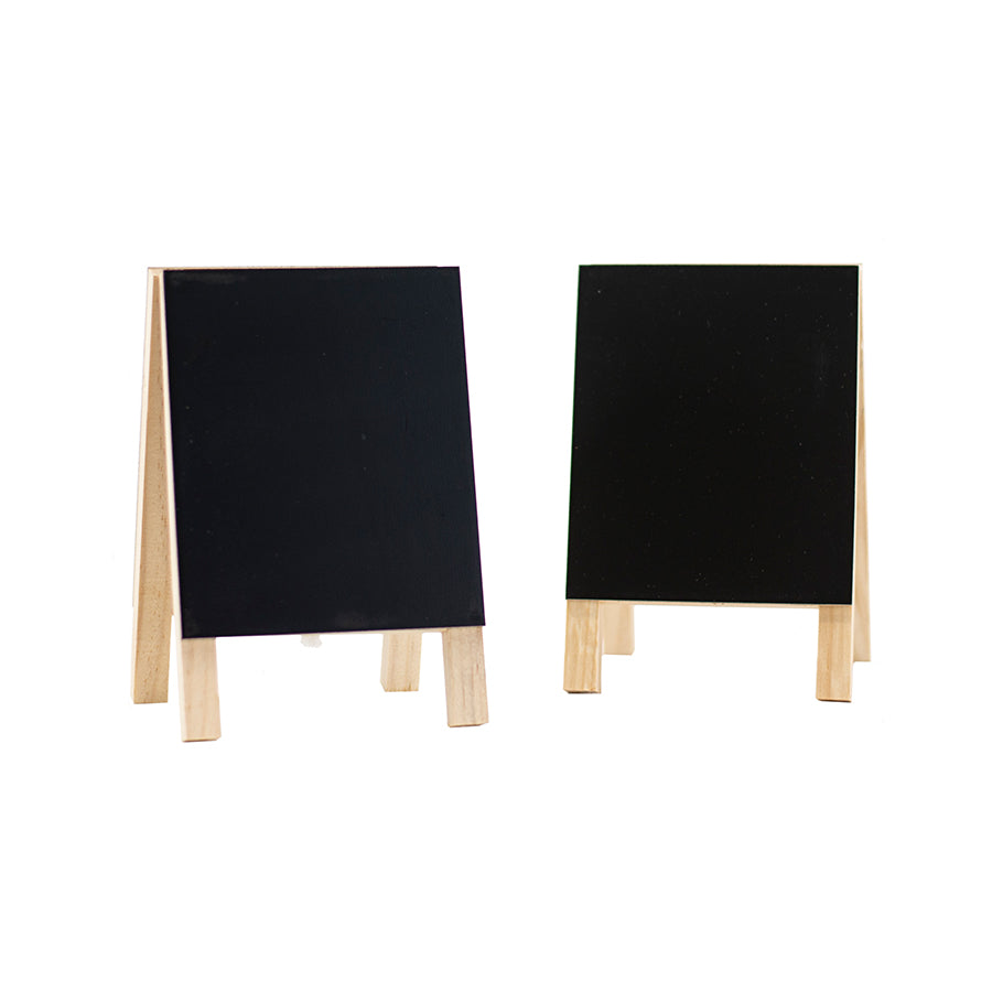 Small Chalkboard Easel - Alpine Event Co.