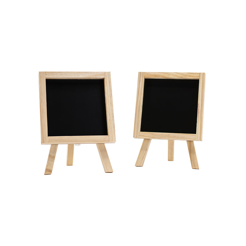 Small Framed Chalkboard Easel - Alpine Event Co.