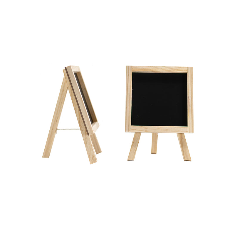 Small Framed Chalkboard Easel