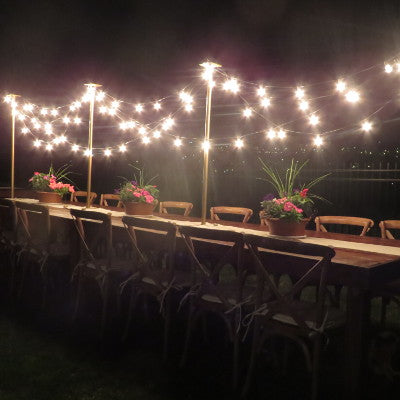 Table Lighting - Alpine Event Co.
