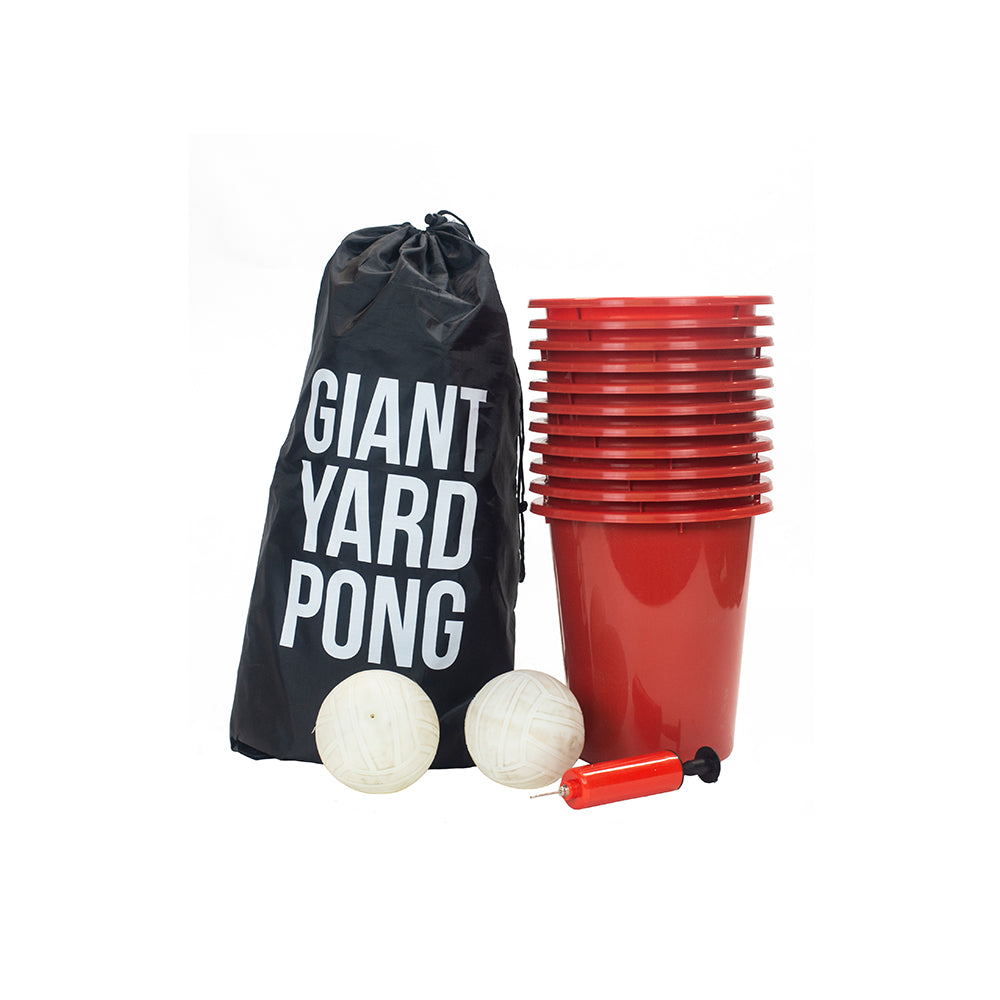 Giant Yard Pong - Alpine Event Co.
