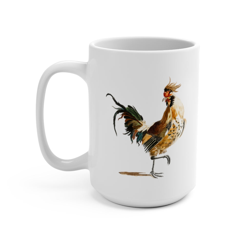 Something to Crow About 15oz Mug
