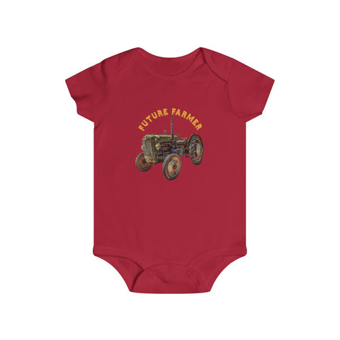 "Future Farmer Infant ""Onesie"""
