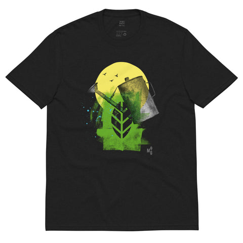 Million Gardens Movement Recycled T-shirt