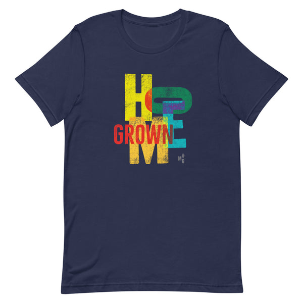 """Home Grown"" Collage T-Shirt"
