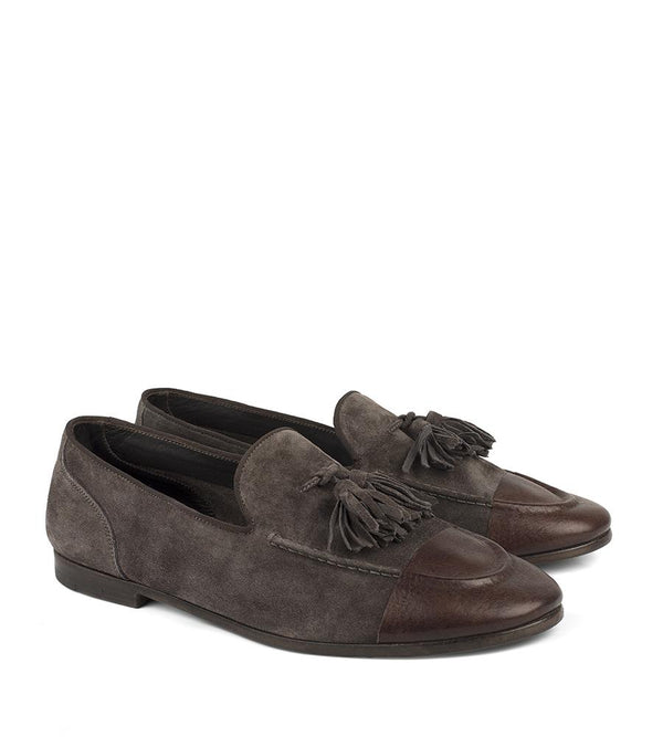 XAVIER 49204<br>Loafer with tassels