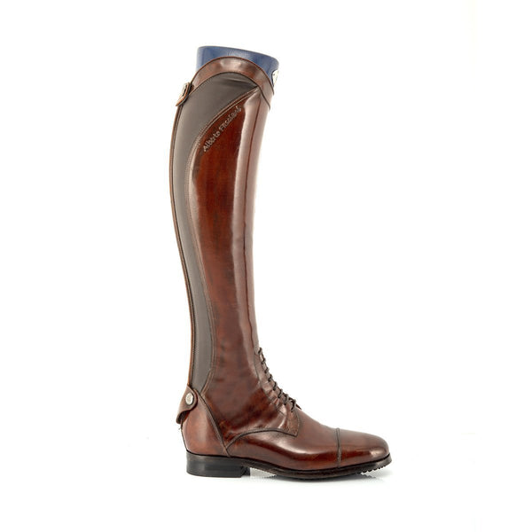 33080<br>Brown standard riding boots [34 - 39]