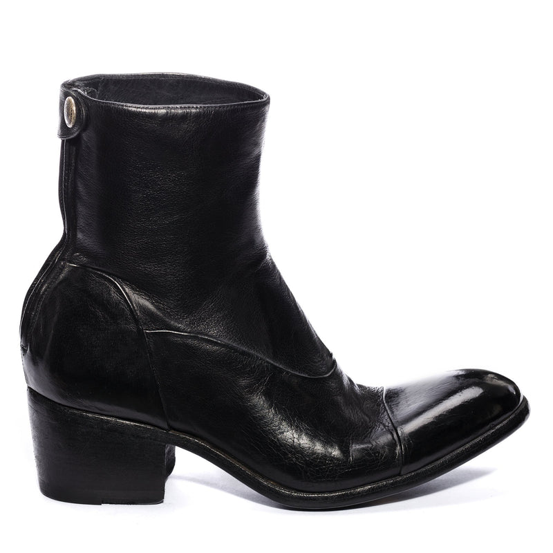 EVITA 14004, dyed buffalo leather Ankle boots , vista 1