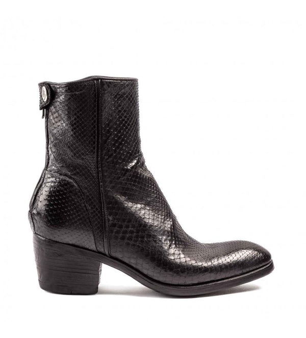 GIULIA 16010<br>Ankle boot in phyton leather