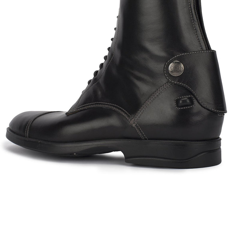 Leonardo Super Natural Black, show jumping boots, vista 5