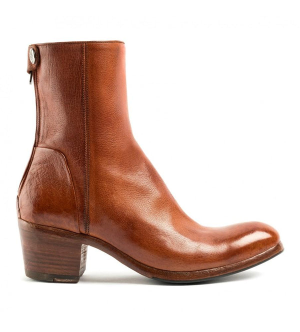 MAYA 31019<br> Brown ankle boots