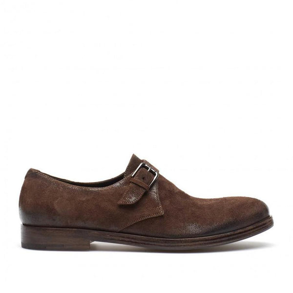 QUINCY 34024<br>Brown derby shoes