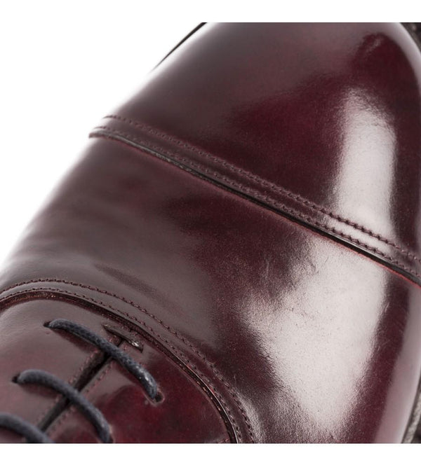 RAFAEL 40005<br>Cordovan oxford shoes