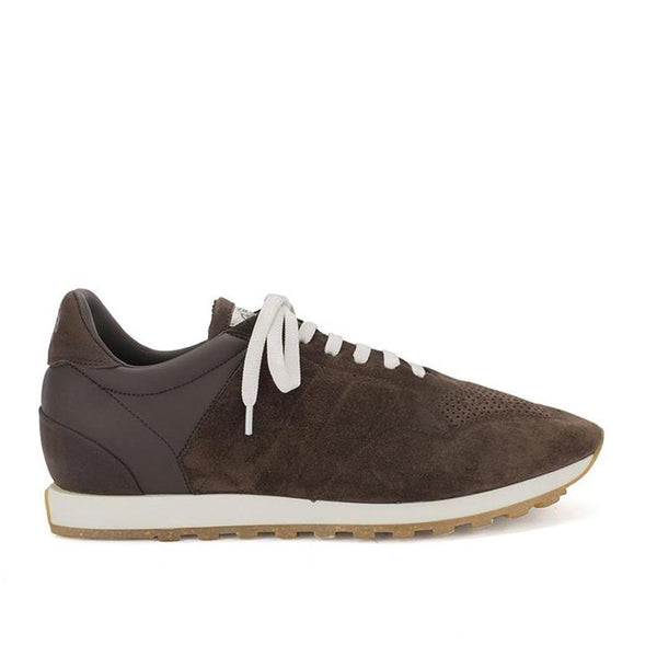 SPORT 50008<br>Dark brown sneakers