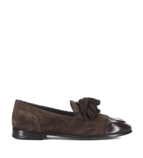 VENERE 45031, Loafer with tassel and painted toe, vista 1
