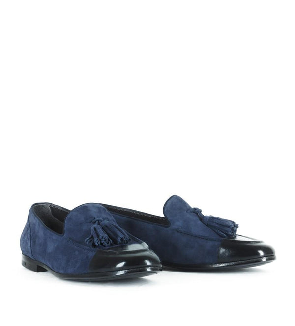 VULCANO 49204, Loafer with tassel and painted toe, vista 1