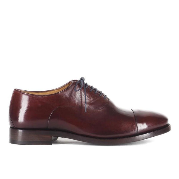 WOLF 47000<br>Burgundy oxford shoes