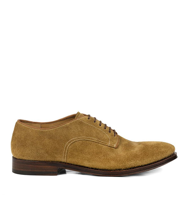 XAVIER 53001<br> Suede derby shoes