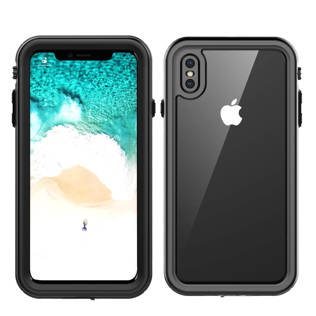 iPhone XS Max Waterproof Case Shockproof IP68 Certified