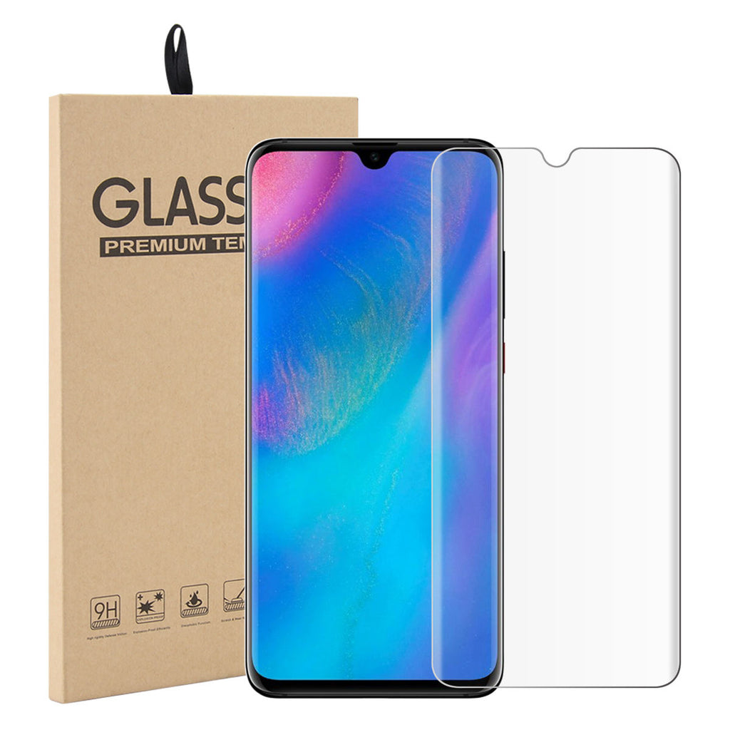 1 Pack Huawei P30 Tempered Glass Screen Protector Film Anti-Scratch Screen Cover